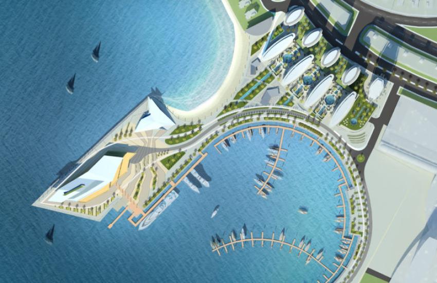 İskele ve Marina Planı